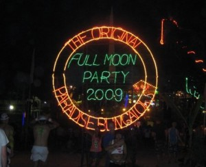 Full Moon Party - Feb 2009