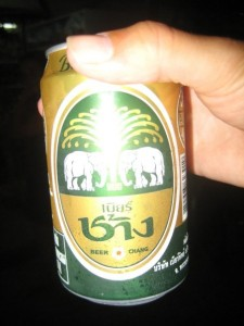 My Favourite Thailand Beer Chang!